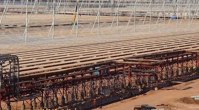 Termosolar: central de 100 MW de Reliance Power, por José Santamarta