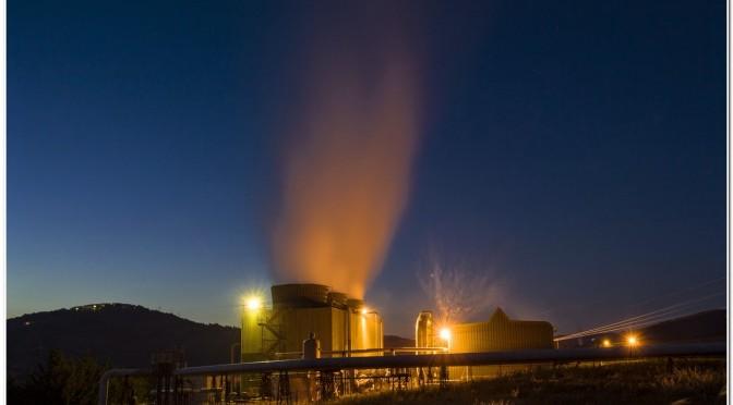 Energías renovables: Enel Green Power instala la primera geotérmica hibridada con biomasa
