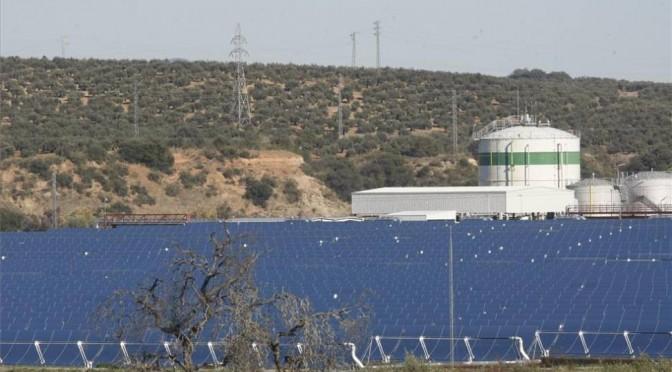 Energías renovables, eólica, termosolar y fotovoltaica, paralizadas en Andalucía por la reforma energética
