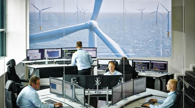 Eólica: Siemens gestiona 8.000 aerogeneradores en un centro pionero