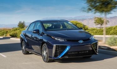 Vehículo eléctrico: Mirai, el coche eléctrico de hidrógeno de Toyota