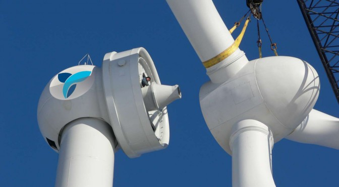 La eólica tiene un potencial de 95 teravatios en el mundo, suficientes para cubrir la demanda energética global, según WWEA.