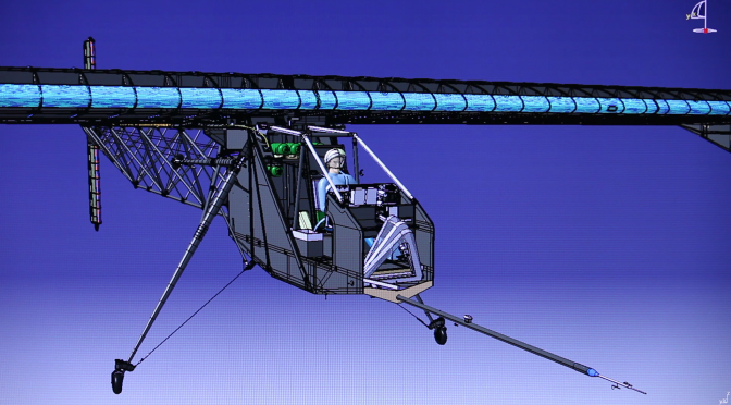 Energía solar fotovoltaica para los aviones