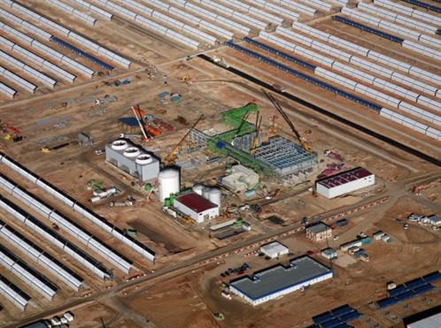 Energías renovables en Marruecos: Alemania financia la eólica y la termosolar