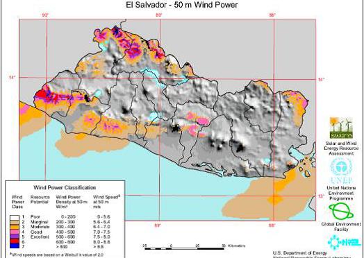 El Salvador desarrollará proyectos de energías limpias durante 2015