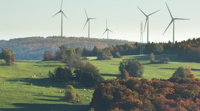 Elecnor incorpora un fondo canadiense en su parque eólico de L'Érable