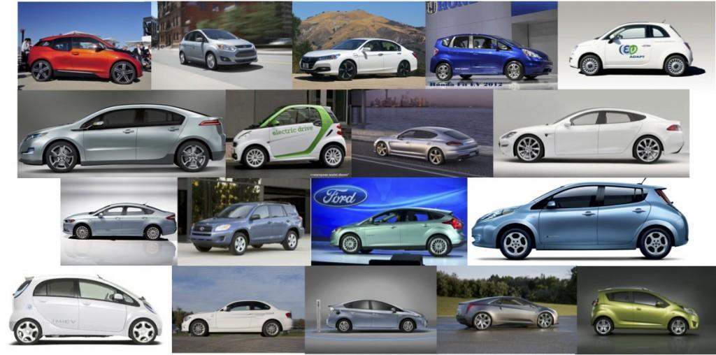 vehículos serán eléctricos
