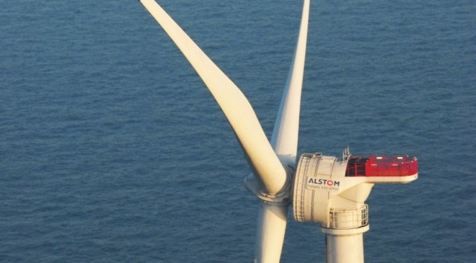 Alstom apuesta por frenar elcambio climático y las emisiones de CO2