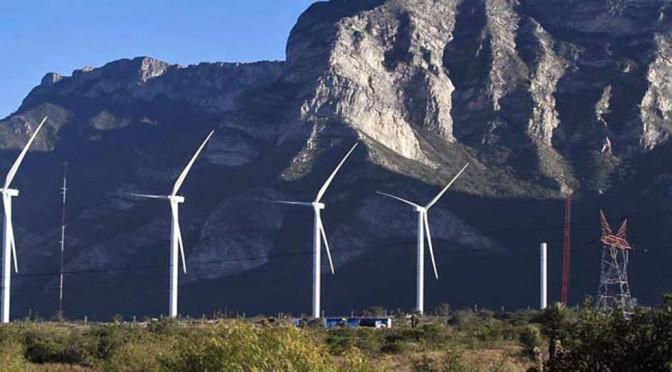 Eólica en México: Parque eólico de EDP Renováveis con 94 aerogeneradores