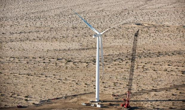Pattern Energy completes financing on the ocotillo wind energy project in Southern California