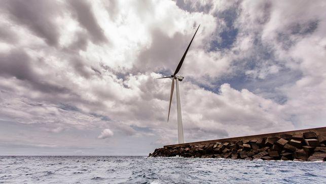Canarias participa en el desarrollo de la eólica marina