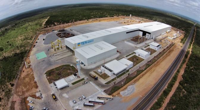 Eólica en Brasil: Alstom y Andrade Gutièrrez producirán torres para aerogeneradores en Bahia