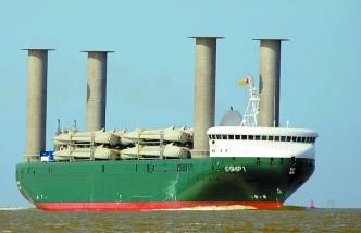 enercon barco uruguay