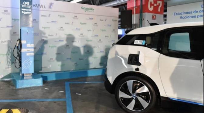 BMW fija su camino en la producción verde de autos eléctricos