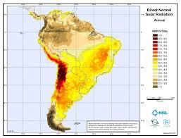 Argentina aprovecha muy poco la energía solar o eólica