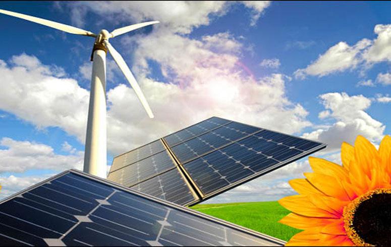 Energías renovables, energía solar y eólica, las más baratas para generar electricidad.