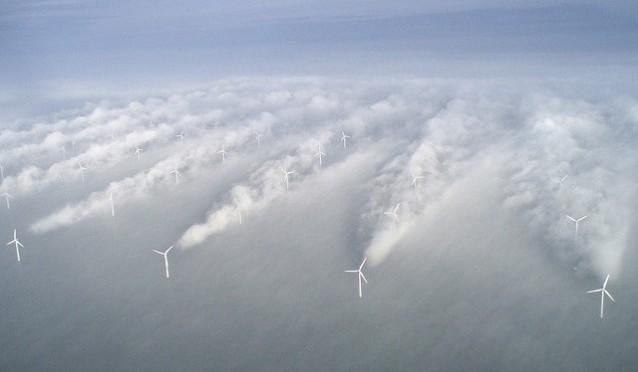 Dinamarca aprueba dos islas de energía eólica con 5 GW