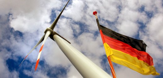 Alemania instaló 4.800 megavatios de eólica