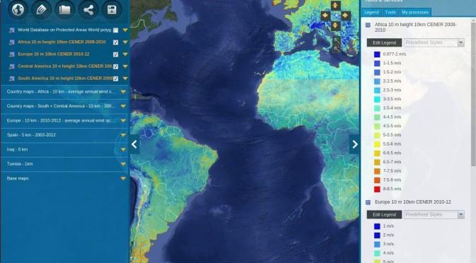 CENER participa en Atlas del potencial de las energías renovables de IRENA