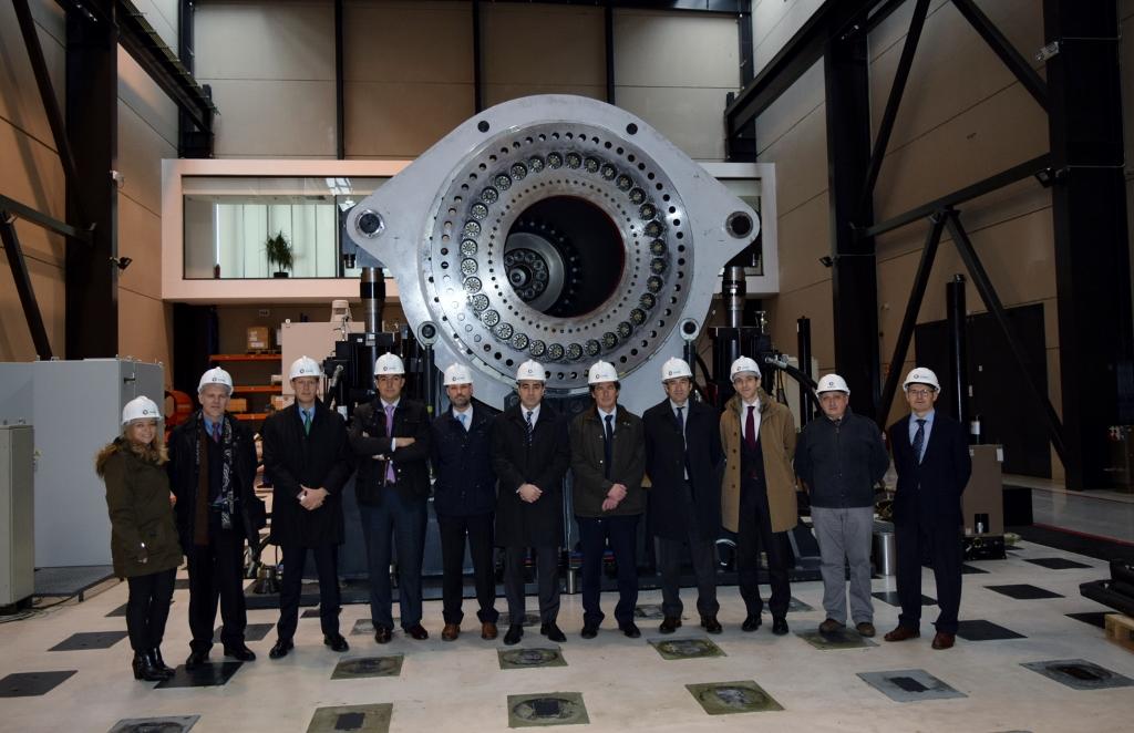 Visita institucional del DG Industria y PYME-MINETUR a CENER (1024x662)
