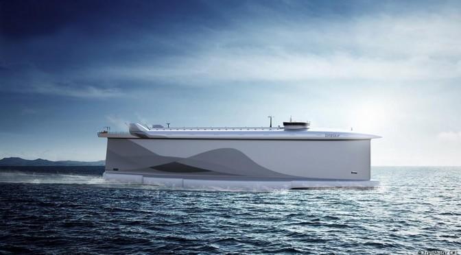 Nuevos diseños de buques amplían rutas marítimas