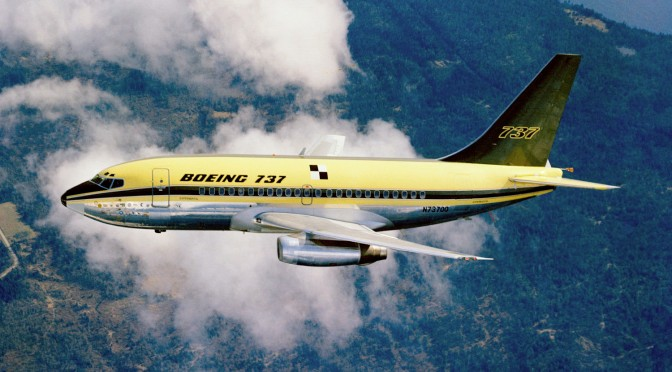 Energías renovables: Boeing realiza el primer vuelo comercial de China con biocombustible.