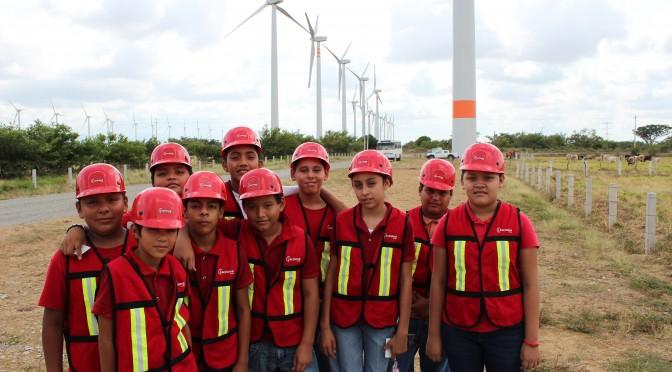 Eólica en México: BID premia parque eólico de Acciona en Oaxaca