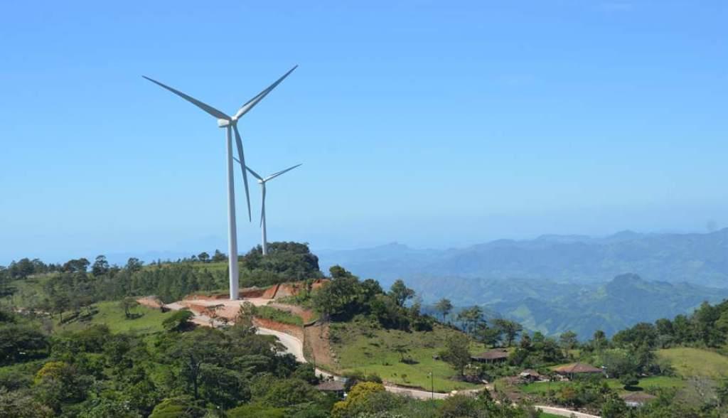 Honduras eólica wind power