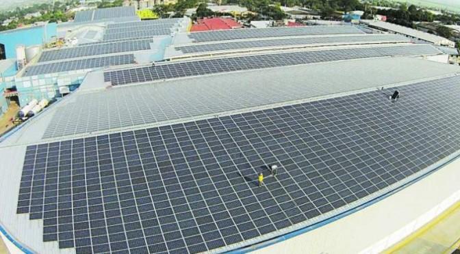 Honduras conecta una gran central de energía solar fotovoltaica