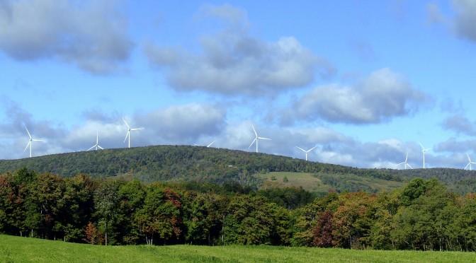 Diseñan plan en Alemania para impulsar energía eólica terrestre