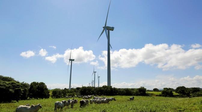 Eólica en El Salvador: Primer parque eólico costará USD 110 millones