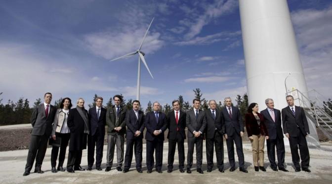 Eólica en Galicia: primer parque eólico con aerogeneradores de Vestas y sin primas de Gas Natural Fenosa.