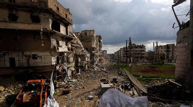 Científicos estadounidenses: La guerra civil en Siria es fruto del cambio climático