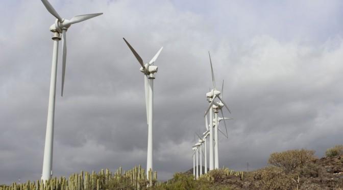 Aprobada la ejecución de dos proyectos para facilitar la evacuación de eólica en Granadilla de Abona