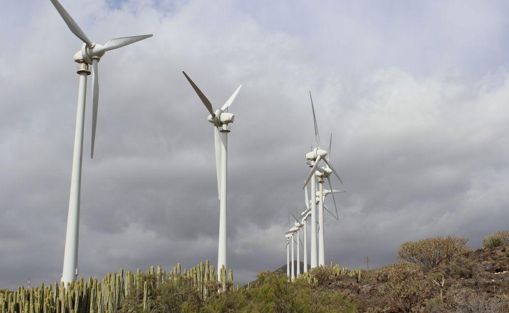 Canarias eólica wind energy