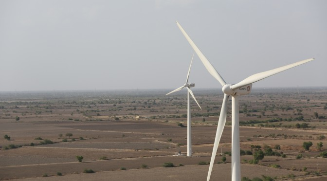 Eólica en India: Gamesa cierra varios contratos en India
