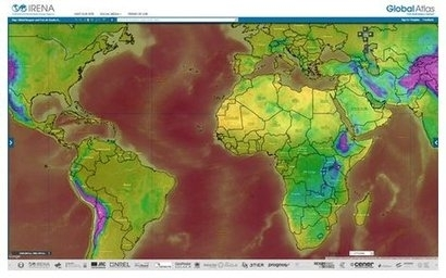 Energía geotérmica: Agencia Internacional de Energías Renovables desarrolla mapa de recursos