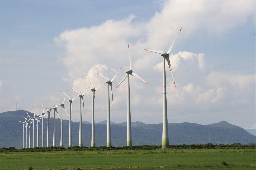 Complejo eólico de Osório, Brasil, Elecnor