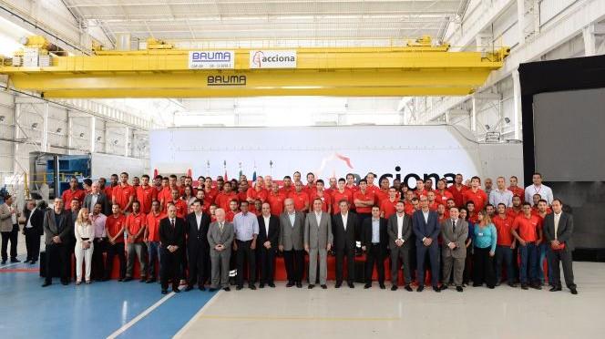 Eólica y energías renovables en Brasil: Certifican aerogeneradores de Acciona