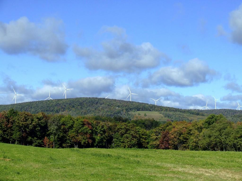 Gamesa eólica wind power Escocia