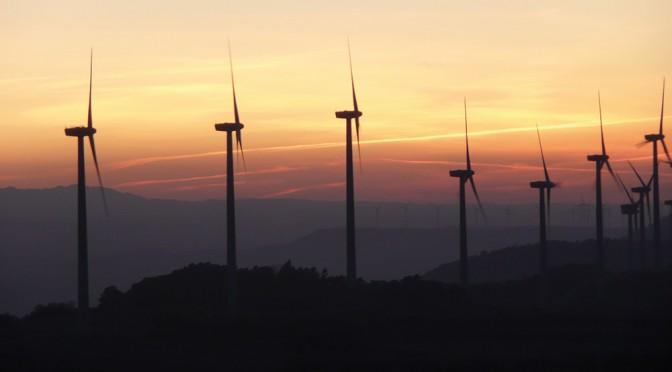 La industria eólica europea reclama una política más ambiciosa para las energías renovables