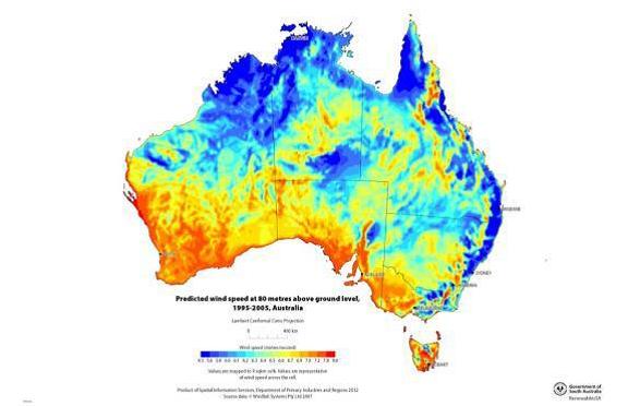 Eólica en Australia, Queensland aprueba parque eólico de 1.200MW