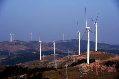 eólicos en Zaoyang