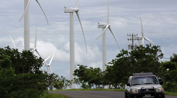 Nicaragua generará 3 mil gigavatios de energía