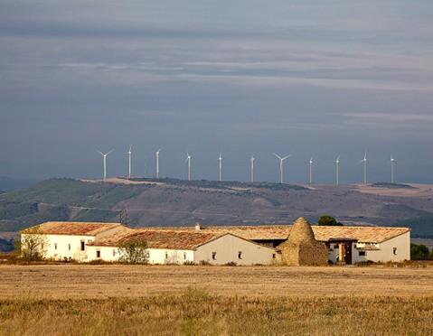Sodena y NBTECH instalarán en Navarra una torre eólica de 160 metros
