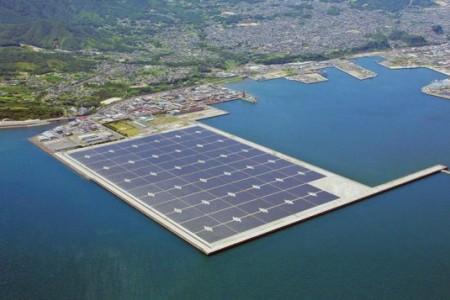 Energías renovables en Japón: Instalan central de energía solar fotovoltaica de 92 MW