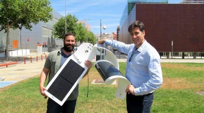 Cómo cargar el móvil o celular con energía solar fotovoltaica