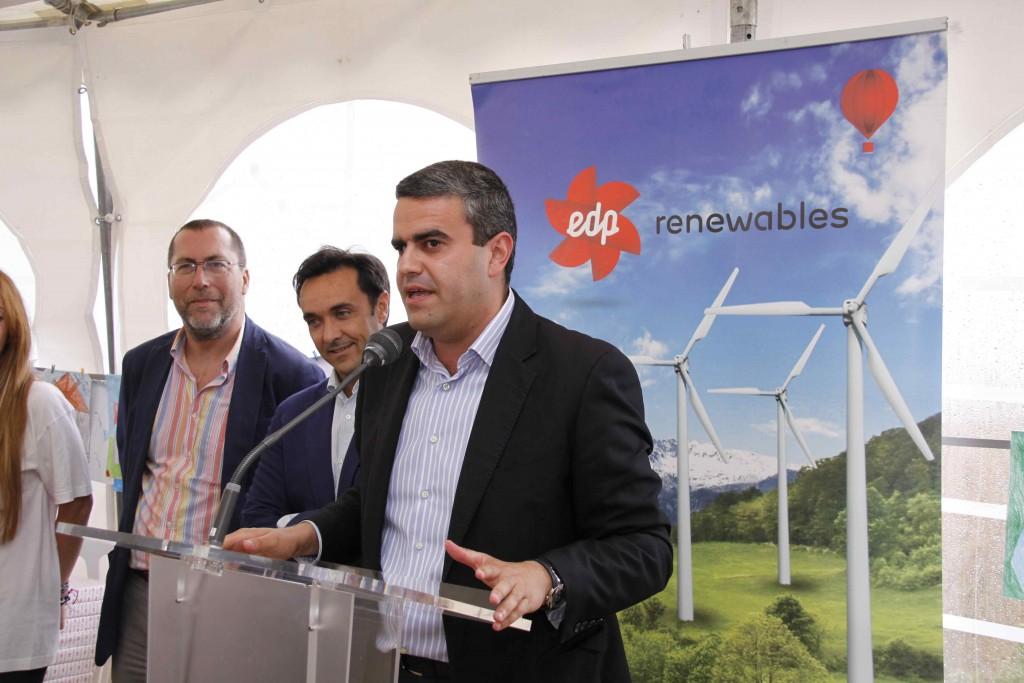 Eólica EDP Renováveis celebra el Día Mundial del Viento