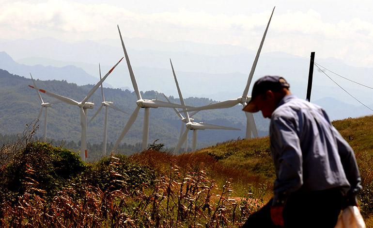 Eólica en Honduras wind
