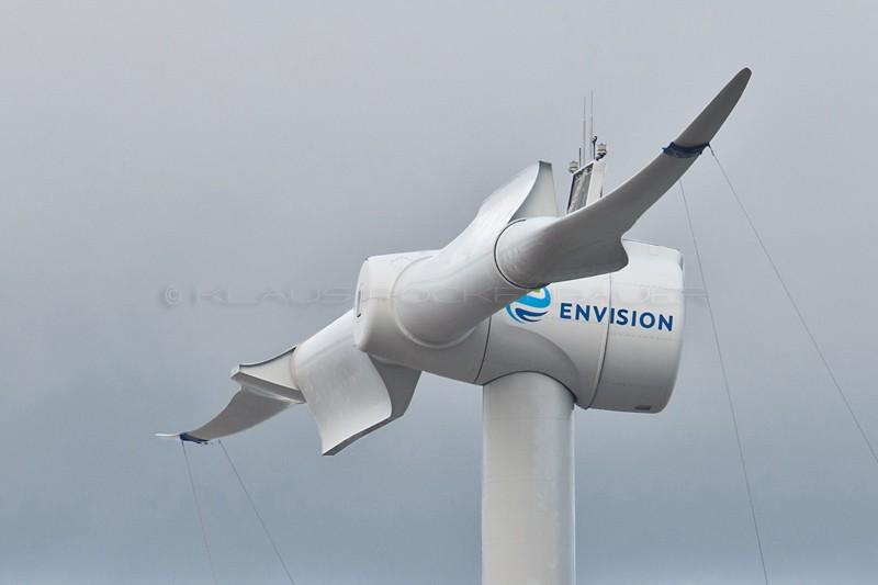 Envision wind-turbines
